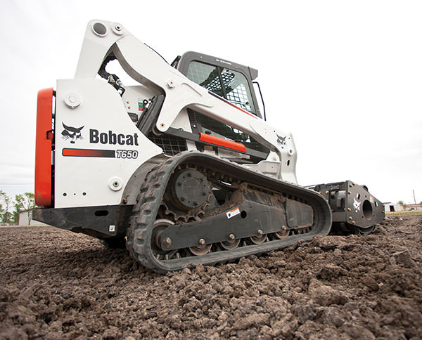 Bobcat T650 Compact Track Loader New Bobcat Loaders