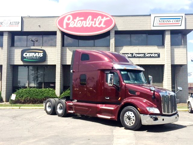 2019 Peterbilt 579 Ultraloft 607047 New Inventory Old Heavy Duty