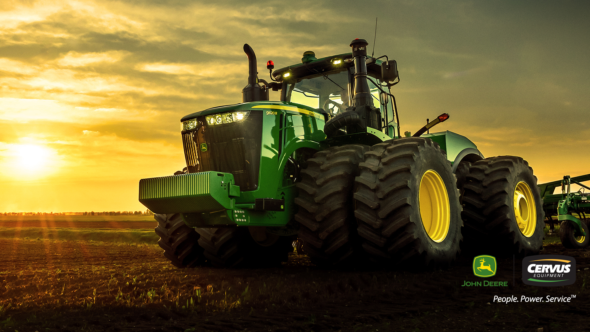 Cervus Equipment Wallpaper | John Deere Wallpaper ...