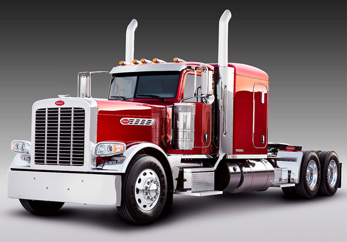Old World Meets New in the Peterbilt Model 389