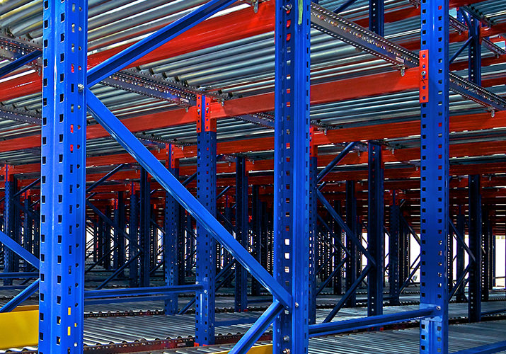 Benefits and Myths of Bolted Pallet Racking