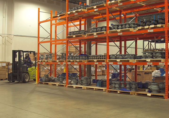 Why IFC Relies on Cervus for Warehouse and Forklift Support: Video