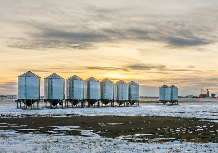 3 Tips for Winter Grain Marketing and Storage