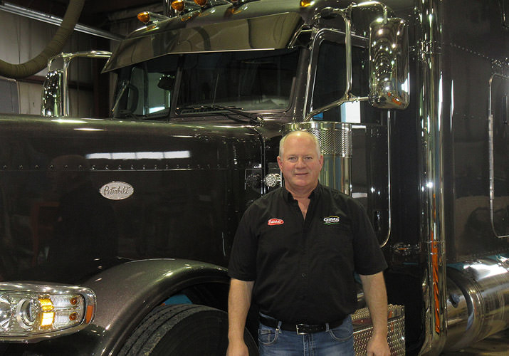 Celebrating 35 Years with Cervus Equipment Peterbilt